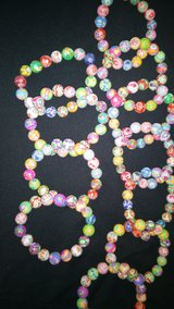 CLEARING OUT... CLAY BEADED BRACELETS (STRETCHY) in Fort Campbell, Kentucky