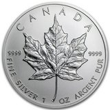 2013 Canada 1 oz Silver Maple Leaf BU in Leesville, Louisiana