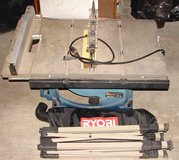RYOBI TABLE SAW in Yucca Valley, California