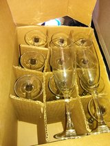 12..New Long Stem Champagne glasses in Hopkinsville, Kentucky