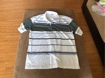 BRAND NEW MAN STRIPED SHIRT XXL in Okinawa, Japan
