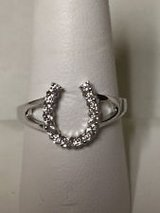 LADIES HORSESHOE RING- SIZES 7, 8 & 9 in Pearland, Texas