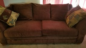 free couch in Elgin, Illinois