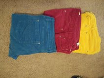 ladies corduroy pants - size 12 in Pearland, Texas