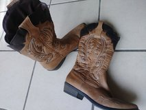 ladies western boots- sz 7 1/2 in Pearland, Texas