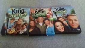 The King of Queens Seasons 1-3 box set in Bolingbrook, Illinois