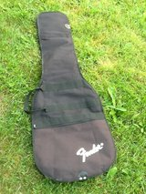 Fender Guitar Soft-sided Gig Bag in Ramstein, Germany