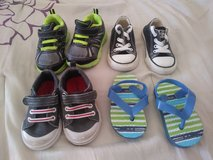 Size 4 toddler shoes in 29 Palms, California