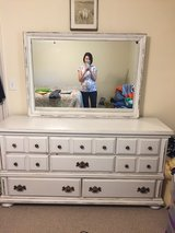 Shabby Chic Dresser & Night Stand in Wilmington, North Carolina