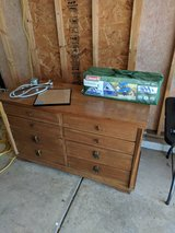 DIY - Hardwood Dresser for sale. in Aurora, Illinois