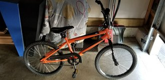 rallye brand boys 18 inch bike barely used LIKE NEW in Joliet, Illinois