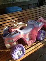 Barbie power wheels in The Woodlands, Texas