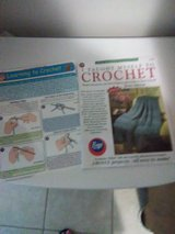 Learn how to crochet book and leaflet in Camp Lejeune, North Carolina