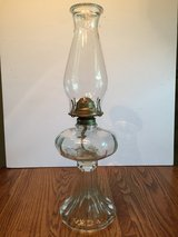 Antique oil lamps in Lockport, Illinois