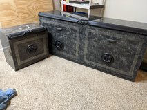 Dresser with 2 End Tables in Fairfax, Virginia