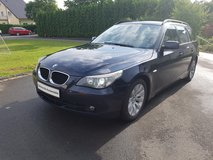 Automatic BMW 535 D TURBO DIESEL*FULL OPTION *286 H.p in Spangdahlem, Germany