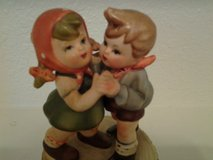 Vintag Boy and Girl Dancing Musical Box in Kingwood, Texas