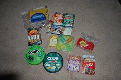 Travel Games Bundle in Oswego, Illinois