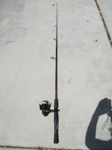 Shakespeare 3500 Reel + Ugly Stick in Westmont, Illinois