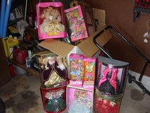 holiday barbies and more in Fort Knox, Kentucky