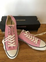 Converse All-Star Shoes. Icy Pink - Men's 9/Womens 11 in Lockport, Illinois