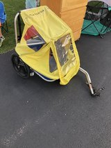 Burley bike trailer in Bolingbrook, Illinois