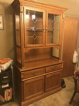 Dining Room Hutch - lower price! in Las Cruces, New Mexico