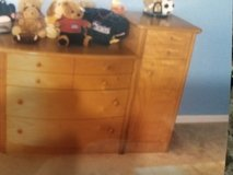 Big Maple real wood dresser like new in Aurora, Illinois