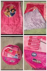 Disney Princesses sleeping bag in Plainfield, Illinois