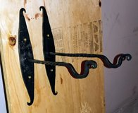 Rustic Iron Plant Hanger (Hand forged) in Fort Campbell, Kentucky