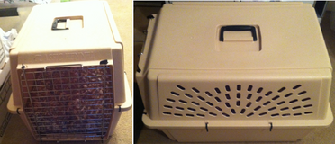 """Classic Kennel"" pet carrier in Naperville, Illinois"