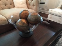 3 Decorative Balls for Bowl or Vase in Chicago, Illinois