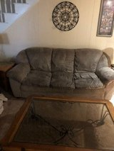 Matching couch, loveseat, & Oversized chair for sale! in Spring, Texas