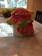 Girls Hannah Anderson Sun Hat (waterproof + neck coverage) Size M (2-5) in Chicago, Illinois