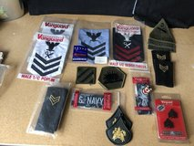 Navy Army Insignia/Patches in Byron, Georgia