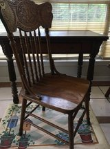 Library desk and chair! in Leesville, Louisiana