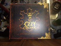 Ozzy Osbourne Memoirs of a Madman CD in Fort Riley, Kansas