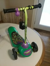 Teenage Mutant Ninja Turtles Electric Scooter in Byron, Georgia