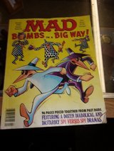 Mad Magazine 1990 Winter Special in Fort Riley, Kansas