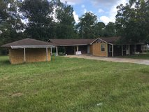 3br-2 bath on 1/2 acre  House undergoing total renovation-for sale 175k or lease in Coldspring, Texas