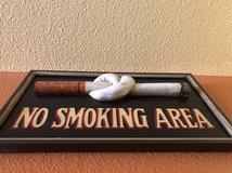 Large No Smoking Sign in Alamogordo, New Mexico