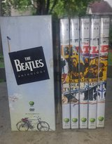 The Beatles Anthology DVD 5 Disc Set in Glendale Heights, Illinois