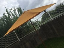 Patio umbrella, New in Okinawa, Japan
