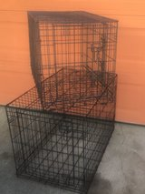 Medium & Large Dog Crates in Travis AFB, California