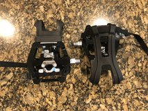 New Bike two sided pedals in Spring, Texas