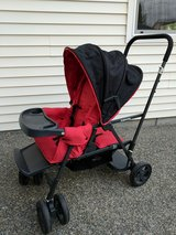 Joovy Caboose Stand-On Double Stroller in Fort Lewis, Washington