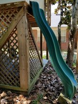 Slide in Eglin AFB, Florida