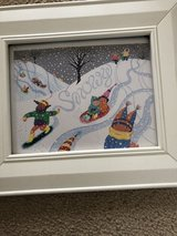 """Kids """"Snowy Weather Themed"""" Picture in Joliet, Illinois"""