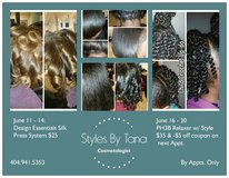 Styles By Tana in Fort Gordon, Georgia