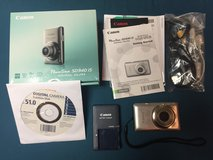 Canon PowerShot SD940 IS in Lockport, Illinois